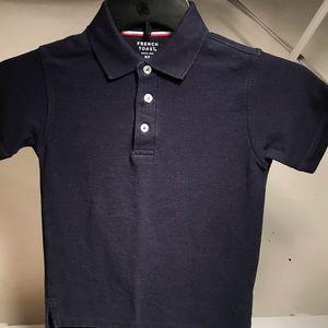 🧜🏻♀️💡💰Navy blue polo uniform shirt